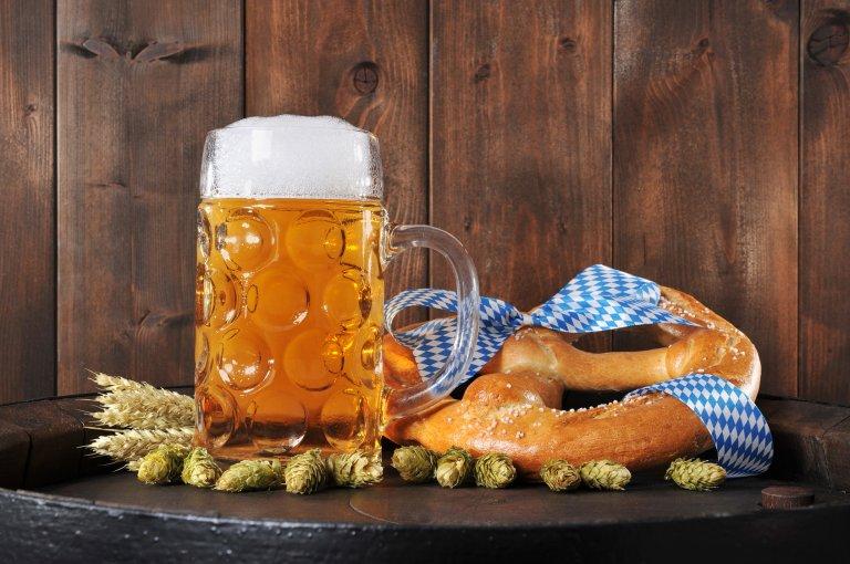 Grossansicht in neuem Fenster: Dult-Bierkrug-Breze