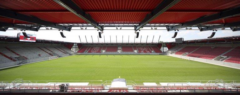 Continental-Arena Innenansicht