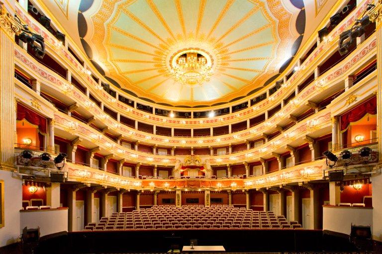 Stadttheater Innenraum
