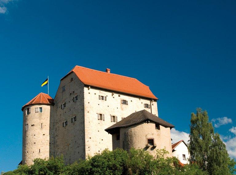 Grossansicht in neuem Fenster: Burg Wolfsegg