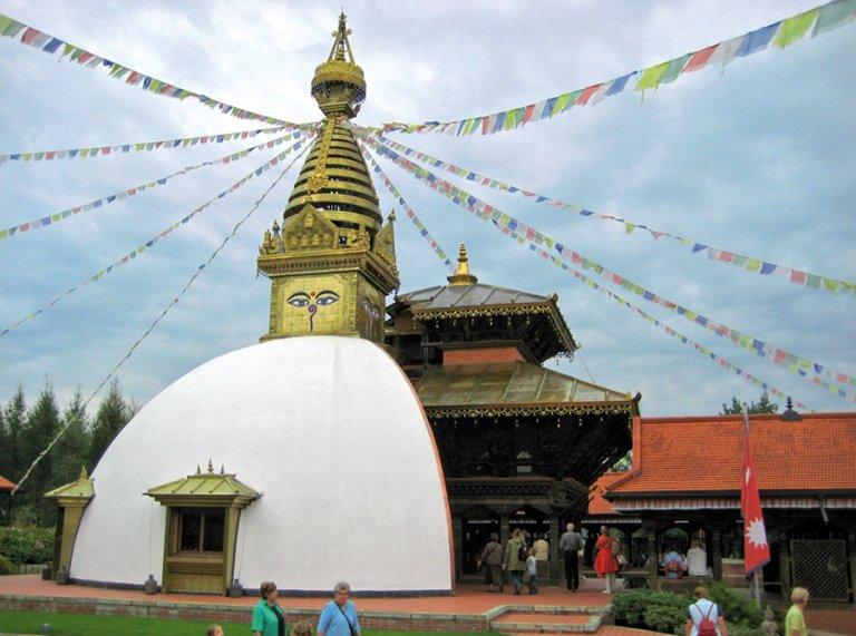 Grossansicht in neuem Fenster: Nepal Himalaya Pavillon