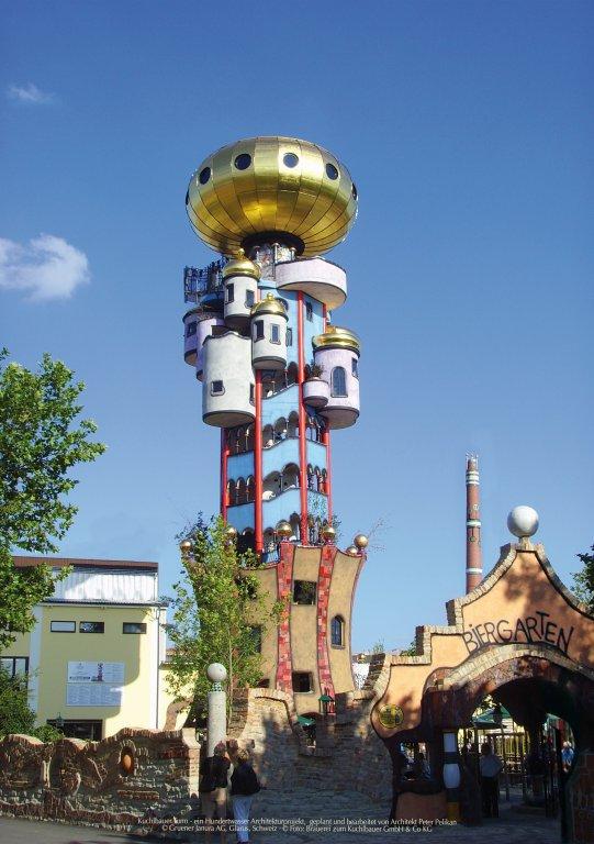 Kuchlbauer_Turm Außenansicht