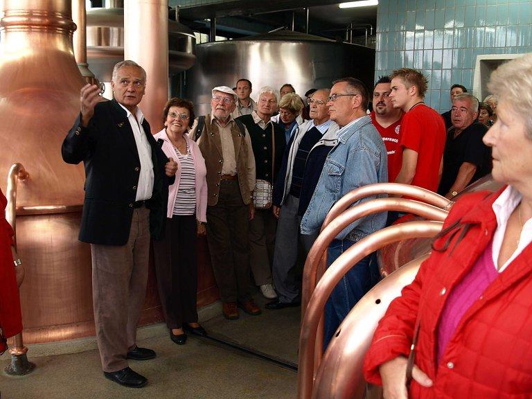 Grossansicht in neuem Fenster: Kuchlbauer_Brauereiführung