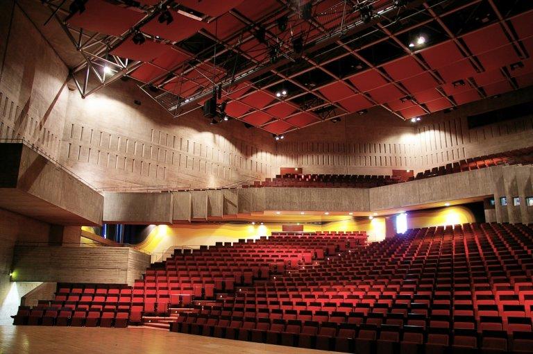 Odeon Concerte - Audimax 2