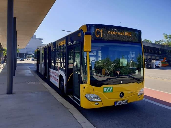 Bus Linie C1