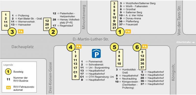 HSP Dachauplatz