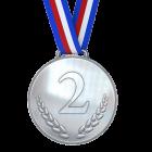 Silbermediaille