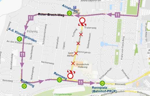 Sperrung-Killermannstraße