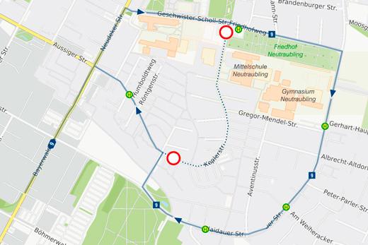 Sperrung-Keplerstraße-1