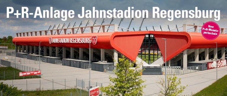 Superteaser  P+R Jahnstadion ab 28.06.21