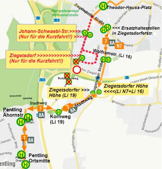 BAB Ziegetsdorf